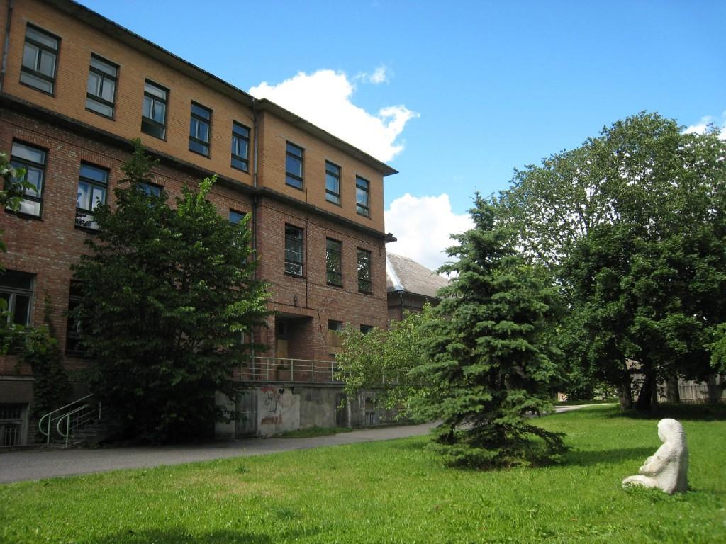 Vaade aiast Sillutise tn 6 juurdeehitusele  Autor Liina Hansen  Kuupäev  25.06.2008