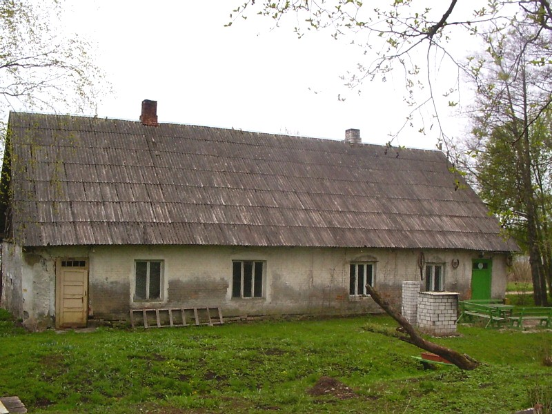 Moonakamaja 3  Autor Sille Raidvere  Kuupäev  02.04.2008