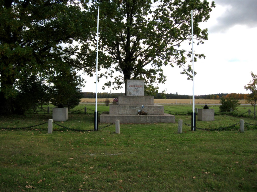 Vabadussõja monument  Autor Sille Raidvere  Kuupäev  03.10.2008