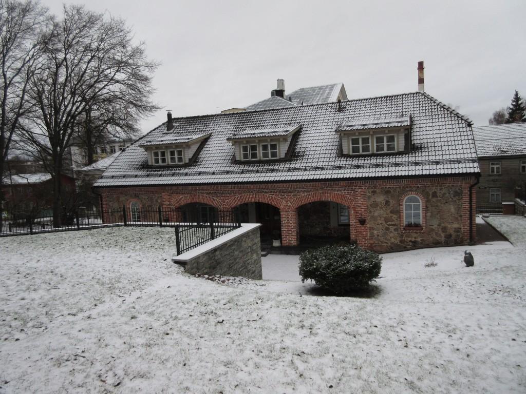 Kalevi 63 hoovivaade. Foto Egle Tamm, 05.02.2016.