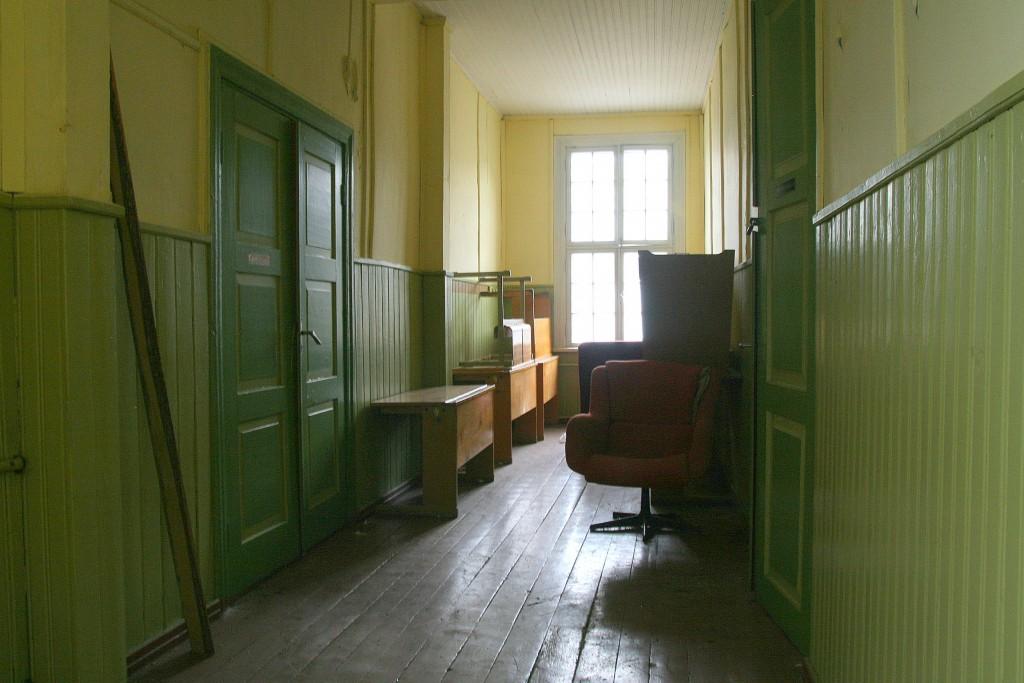 Koridorivaade. Sandra Mälk 2012