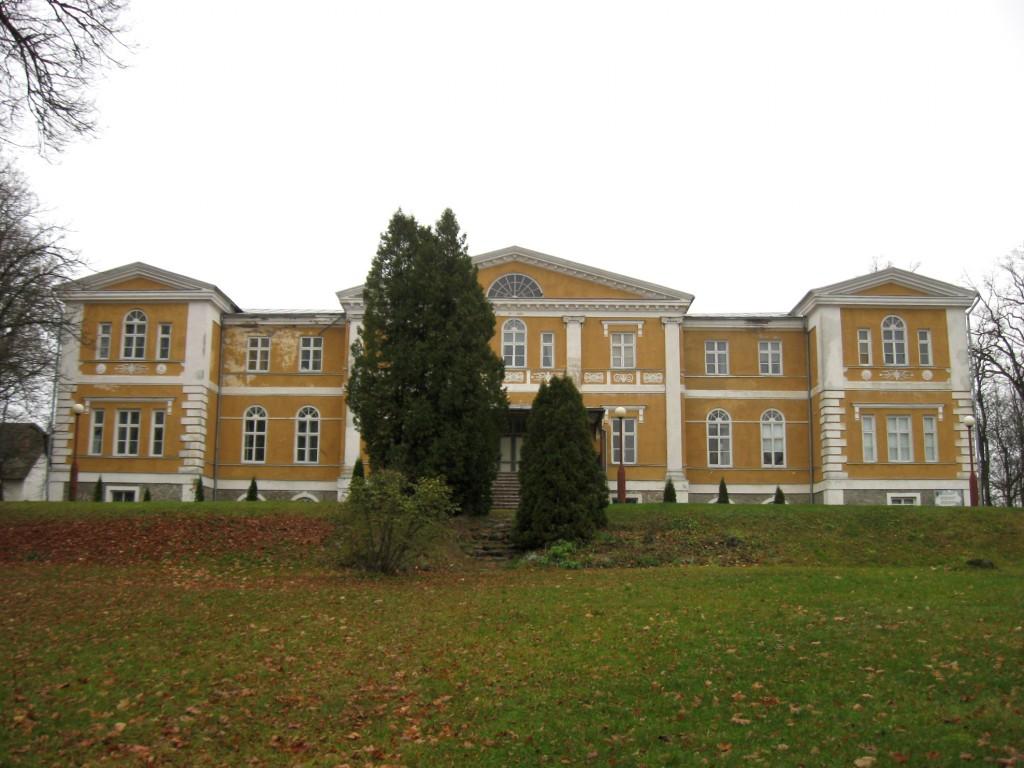 peahoone  Autor Sille Raidvere  Kuupäev  09.11.2008