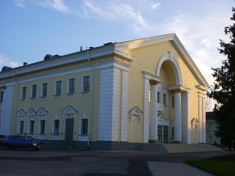 Sillamäe kultuurimaja  Autor Tõnis Taavet  Kuupäev  23.09.2008