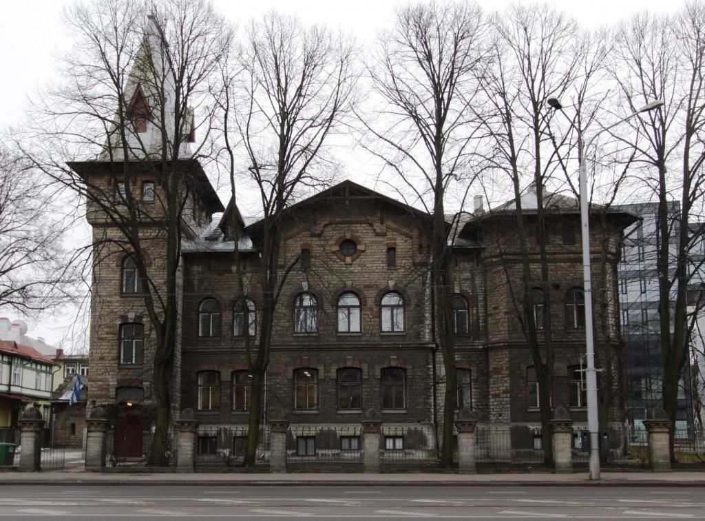 Elamu Narva mnt 28. 16.03.2016. Foto: Timo Aava