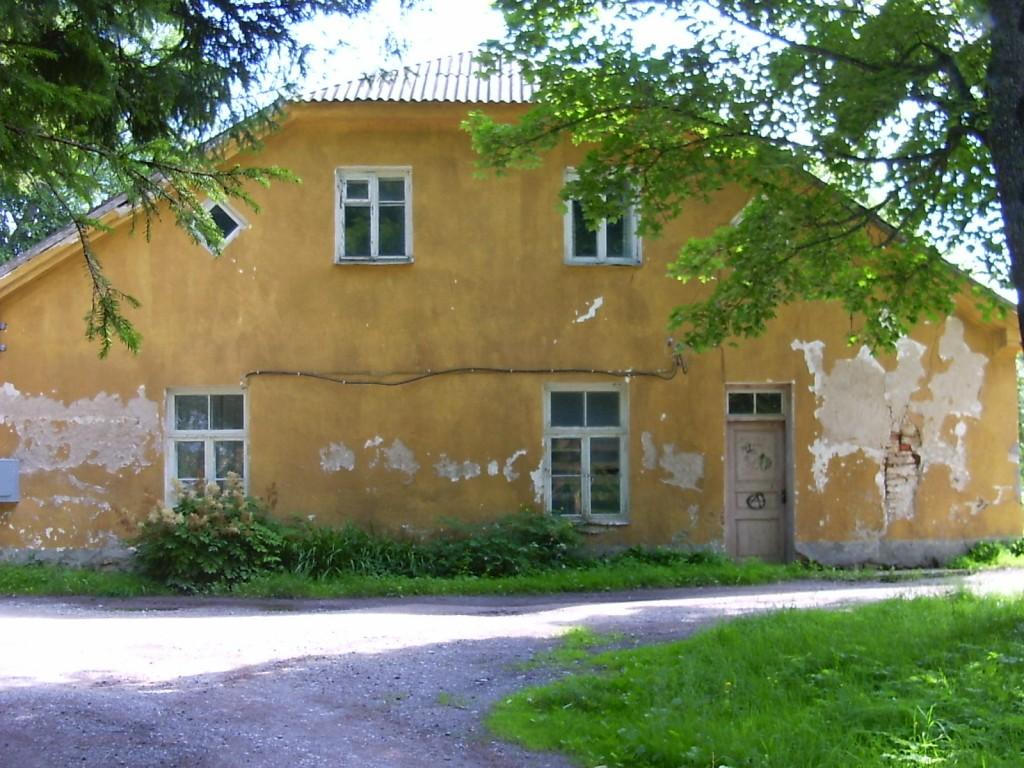 valitsejamaja otsavaade    Autor Aili Peterson    Kuupäev  10.08.2004