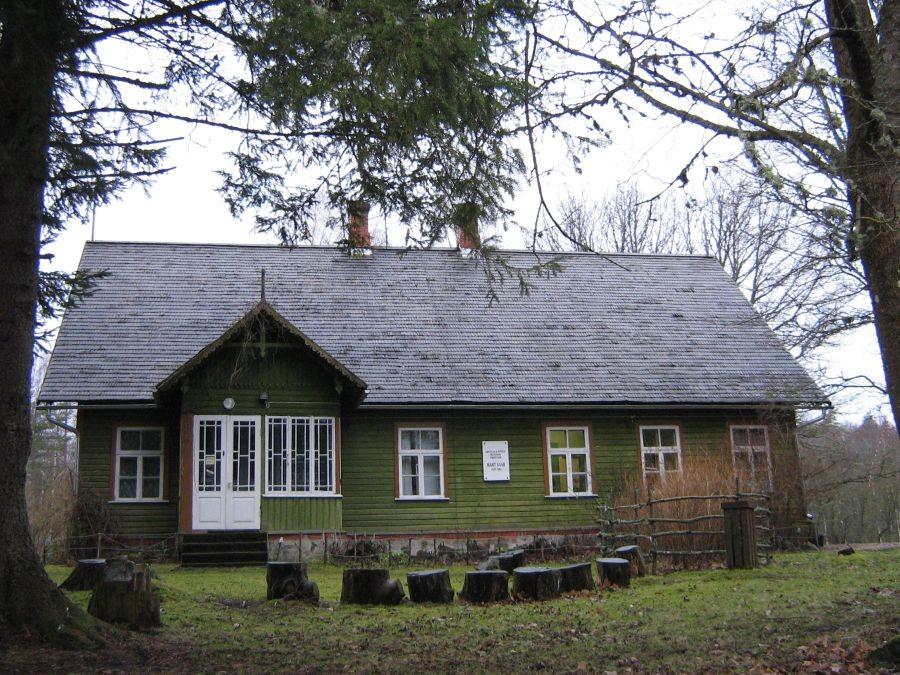 eestvaade  Autor Anne Kivi  Kuupäev  03.12.2008