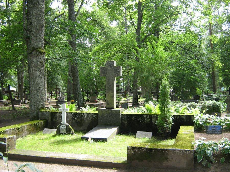 Willem Reimani haud  Autor Anne Kivi  Kuupäev  01.07.2008