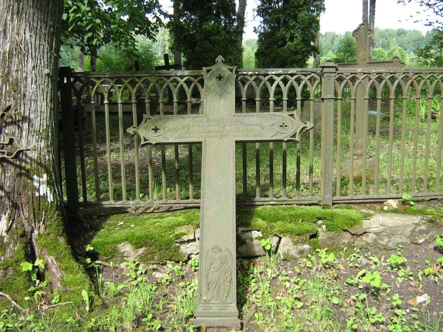 Amelungide hauaplats  Autor Anne Kivi  Kuupäev  01.07.2008