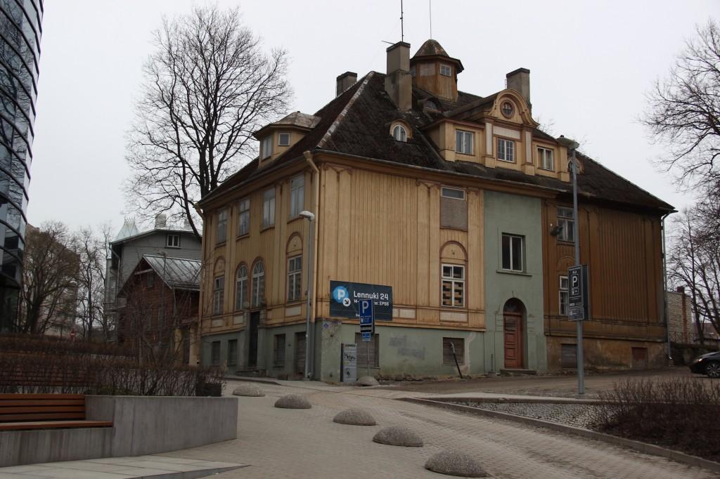 Elamu Tallinnas Lennuki t. 26. 31.03.2016. Foto: T. Aava