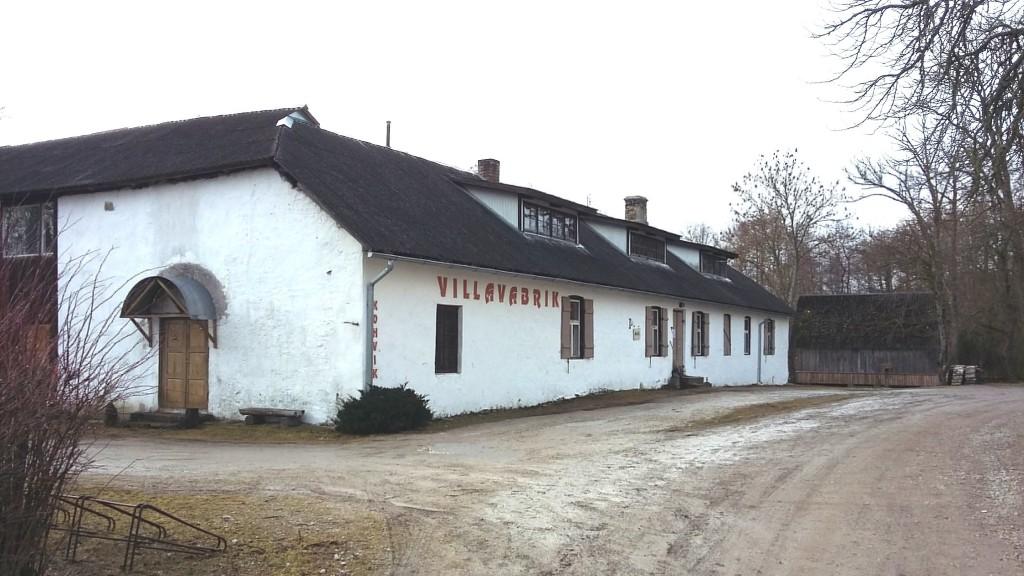 Vaemla mõisa villaveski, vaade põhjast Autor K.Koit Kuupäev 16.03.2016