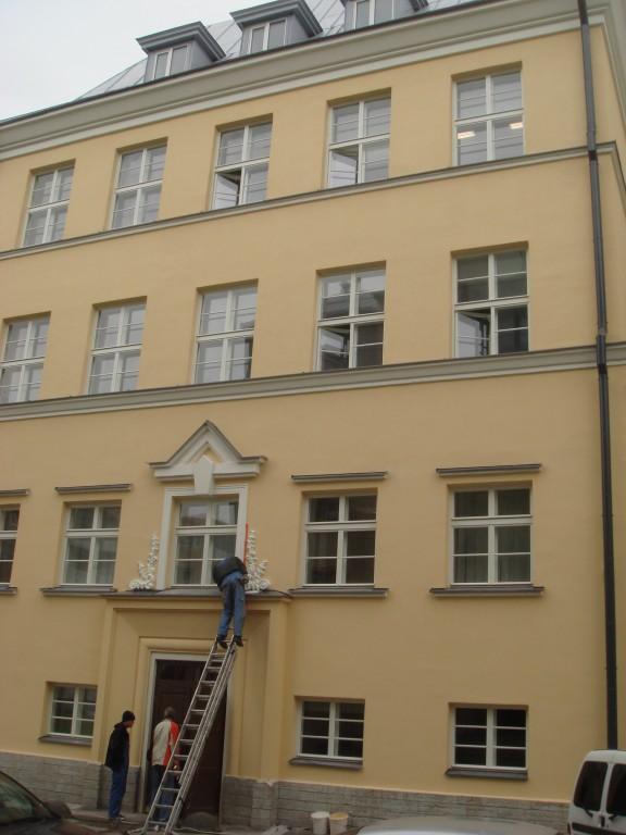 Fassaadid korrastatuna  Autor Artur Ümar  Kuupäev  10.09.2008