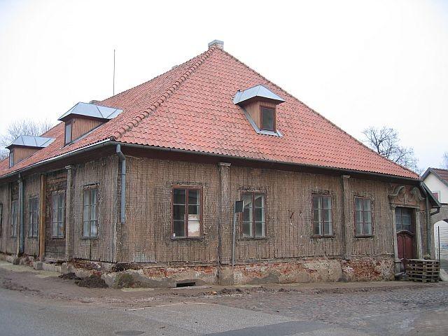 Lutsu 2 Lutsu tänava poolt ilma krohvita  Autor Egle Tamm  Kuupäev  13.01.2009