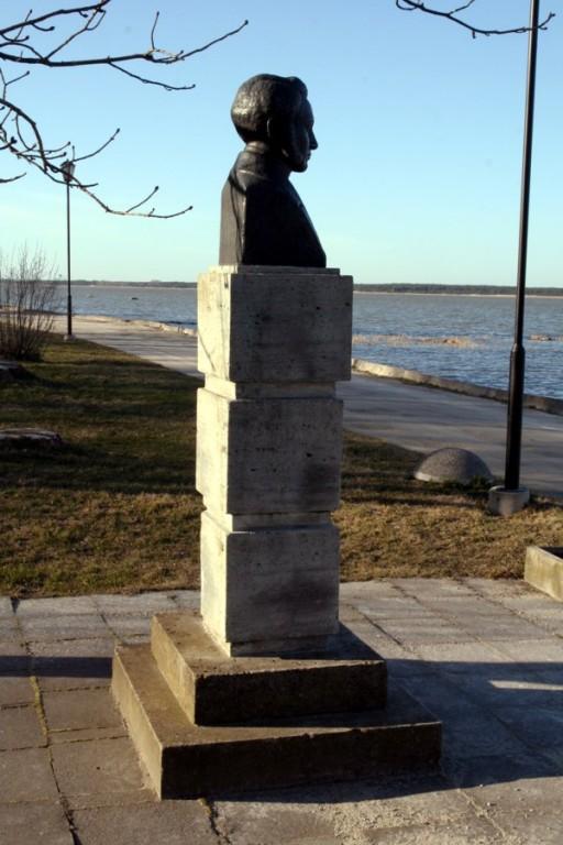 Hunniuse monument  Autor Tõnis Padu  Kuupäev  14.04.2007