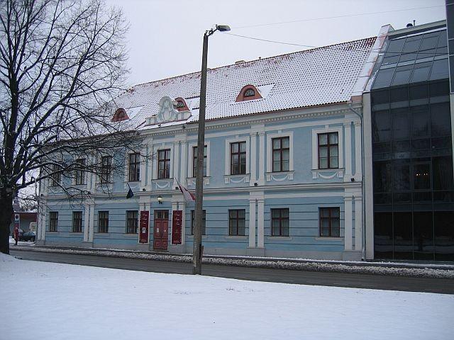 Narva mnt 23  Autor Egle Tamm  Kuupäev  20.01.2009
