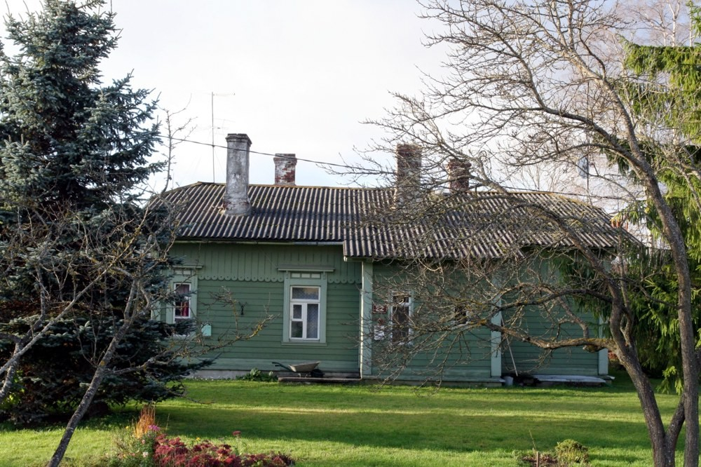 Meistri elamu 2  Autor Tõnis Padu  Kuupäev  12.11.2008
