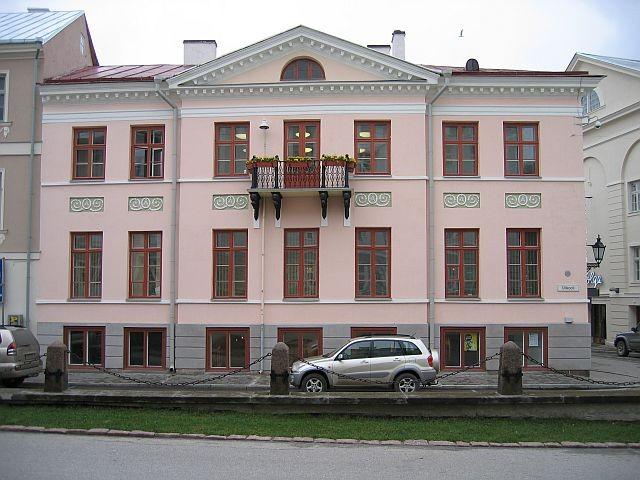 Ülikooli 13  Autor Egle Tamm  Kuupäev  18.04.2008