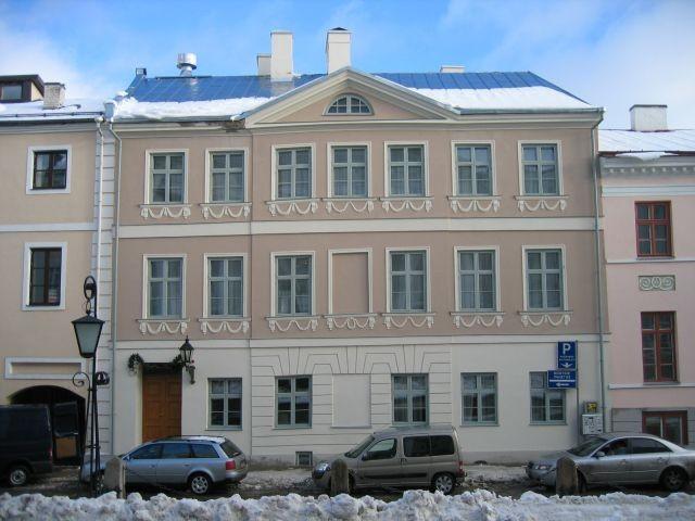 Ülikooli 15  Autor Egle Tamm  Kuupäev  23.01.2009