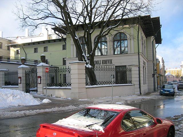 Ülikooli 20  Autor Egle Tamm  Kuupäev  23.01.2009