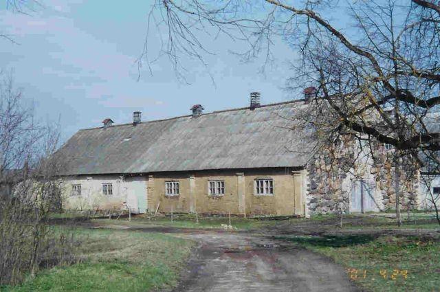 Matsalu tall-tõllakuur    Autor Kalli Pets    Kuupäev  12.04.2004