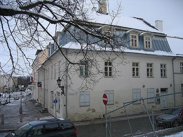 Ülikooli 7  Autor Egle Tamm  Kuupäev  23.01.2009