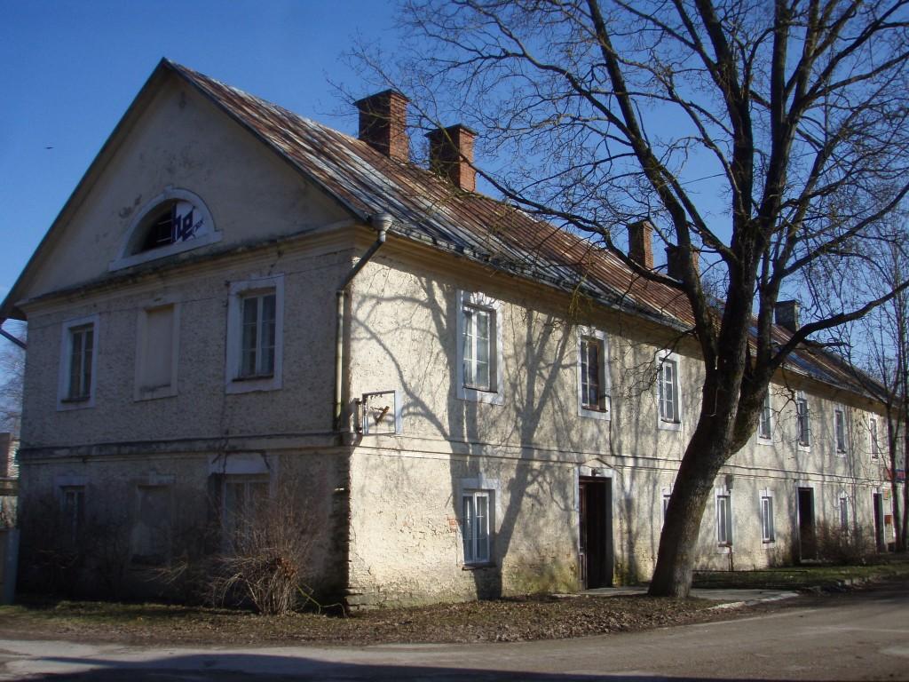 Valitsejamaja läänest  Autor Sille Raidvere  Kuupäev  03.04.2008