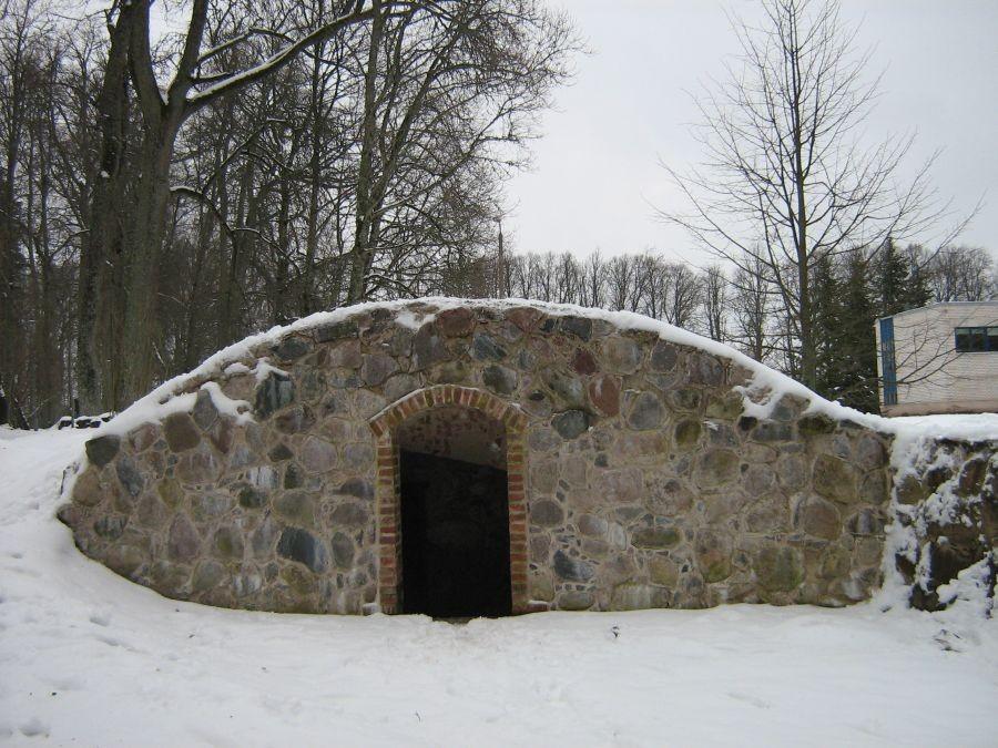 Olustvere mõisa kelder 1 Autor Anne Kivi  Kuupäev  29.01.2009