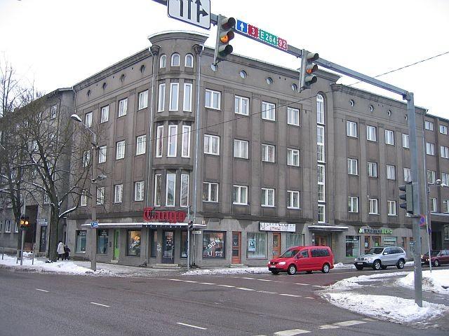 Riia 15b nurgavaade  Autor Egle Tamm  Kuupäev  23.01.2009