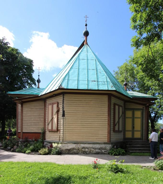 Nikolai Imetegija kirik Koplis. 13.07.2016. Foto: Timo Aava