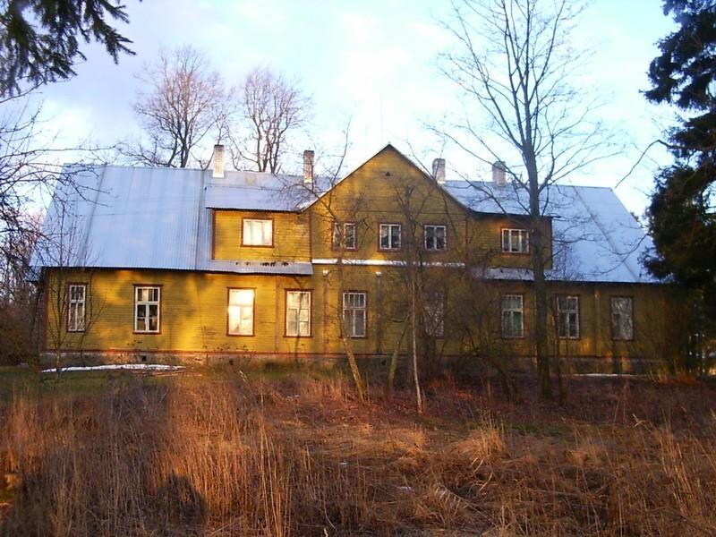 Ulvi kool, 1923  Autor Tõnis Taavet  Kuupäev  16.10.2008