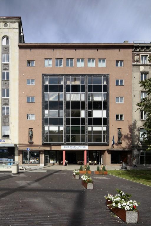 Foto: M. Siplane, 2010, Eesti Arhitektuurimuuseum, Fk 15643