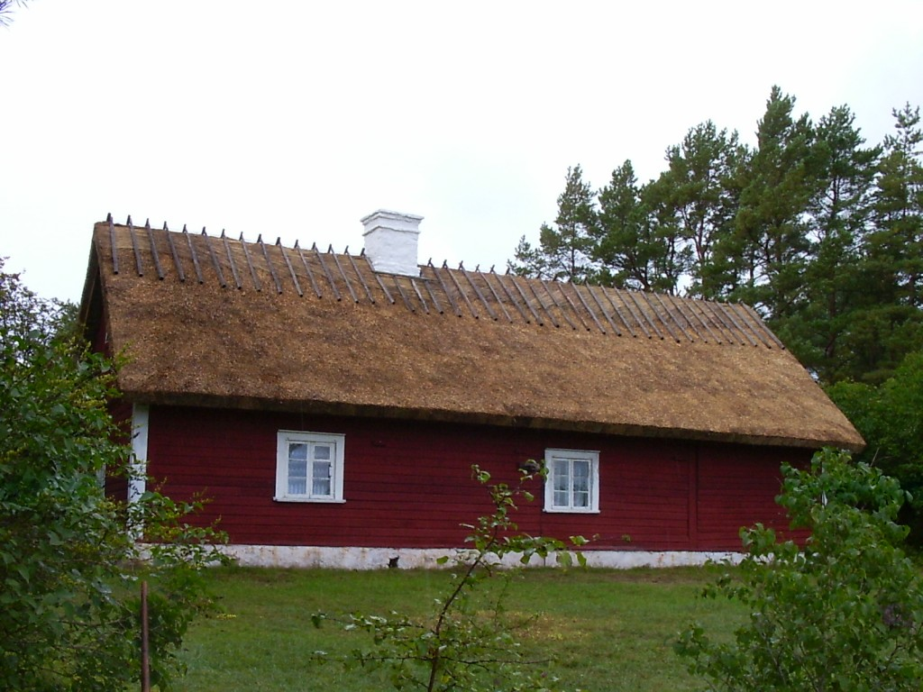 Hoone tagafassaad    Autor Kalli Pets    Kuupäev  23.09.2004