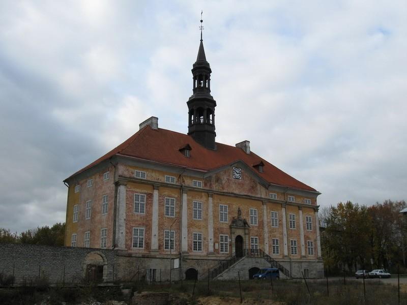 Narva raekoda,1665-1671  Autor Tõnis Taavet  Kuupäev  14.10.2008