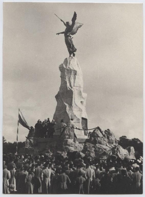 Russalka monumendi avamine 7. septembril 1902.a. Foto. Tallinna Linnamuuseumi Fotomuuseum, F 4827