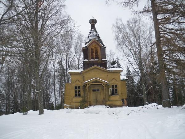 Kaika kirik  Autor I. Raudvassar  Kuupäev  25.02.2009
