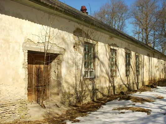 Aaspere mõisa ait : kanne 04.03.09  Autor Anne Kaldam  Kuupäev  30.04.2005