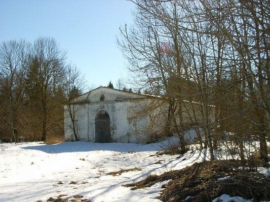 Aaspere mõisa kuivati nr. 15642, .väh.05.03.09.  Autor Anne Kaldam  Kuupäev  31.03.2005