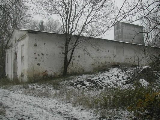 Aaspere mõisa kuivati nr. 15642,  Autor Anne Kaldam  Kuupäev  31.03.2005