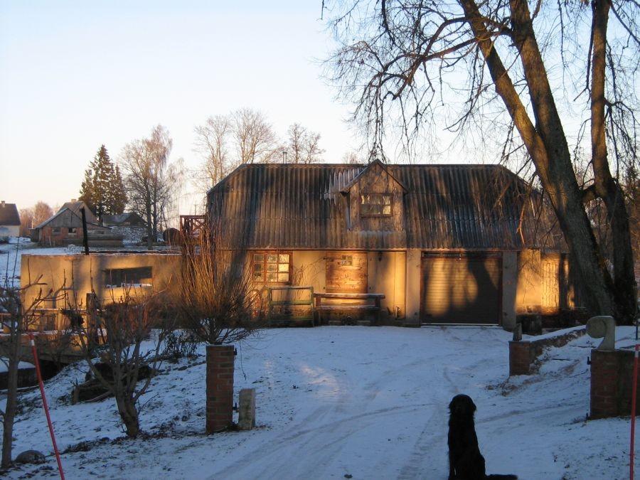 Tarvastu vesiveski varemed ja hilisem töökoda Autor Anne Kivi  Kuupäev  02.01.2009