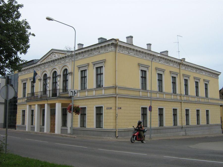 Elamu Viljandis Tallinna 16 Autor Anne Kivi  Kuupäev  30.06.2008