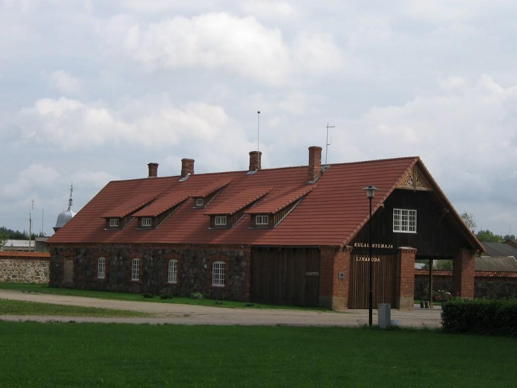 Hoone on restaureeritud ja kasutusele võetud alates 2004.a.  Autor Viktor Lõhmus  Kuupäev  22.08.2008