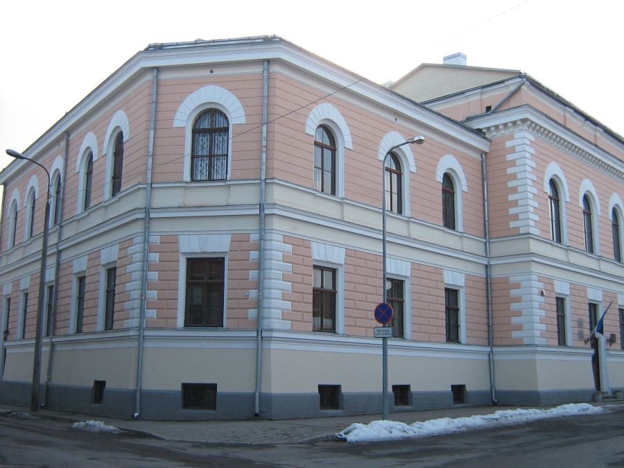 Viljandi kohtuhoone Autor Anne Kivi  Kuupäev  24.03.2009