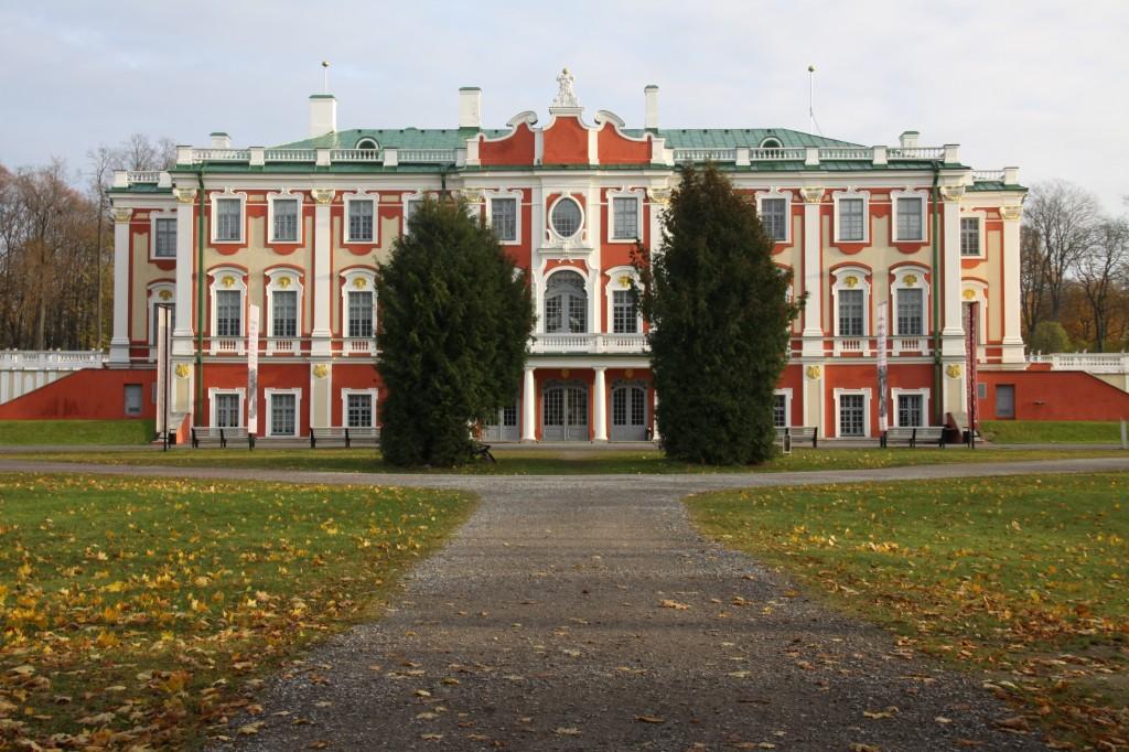 Kadrioru loss. 01.11.2016. Foto: Timo Aava