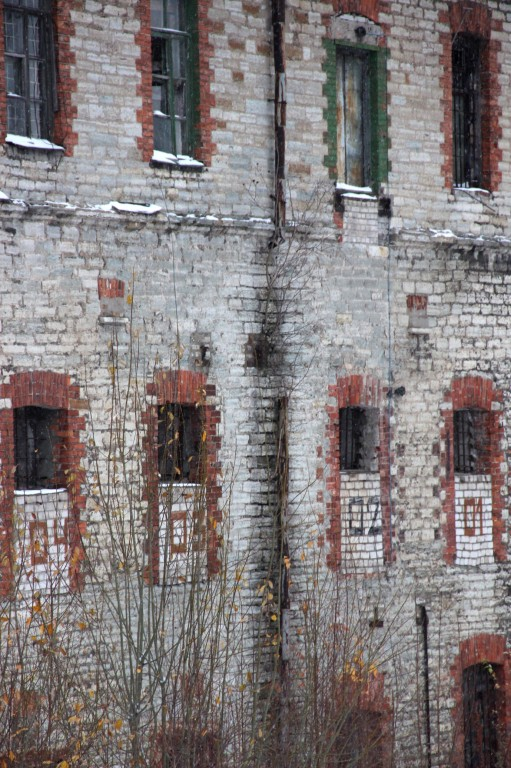 Kaitsekasarm. 04.11.2016. Foto: Timo Aava