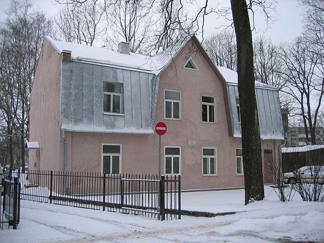 Veski 27  Autor Egle Tamm  Kuupäev  23.02.2009