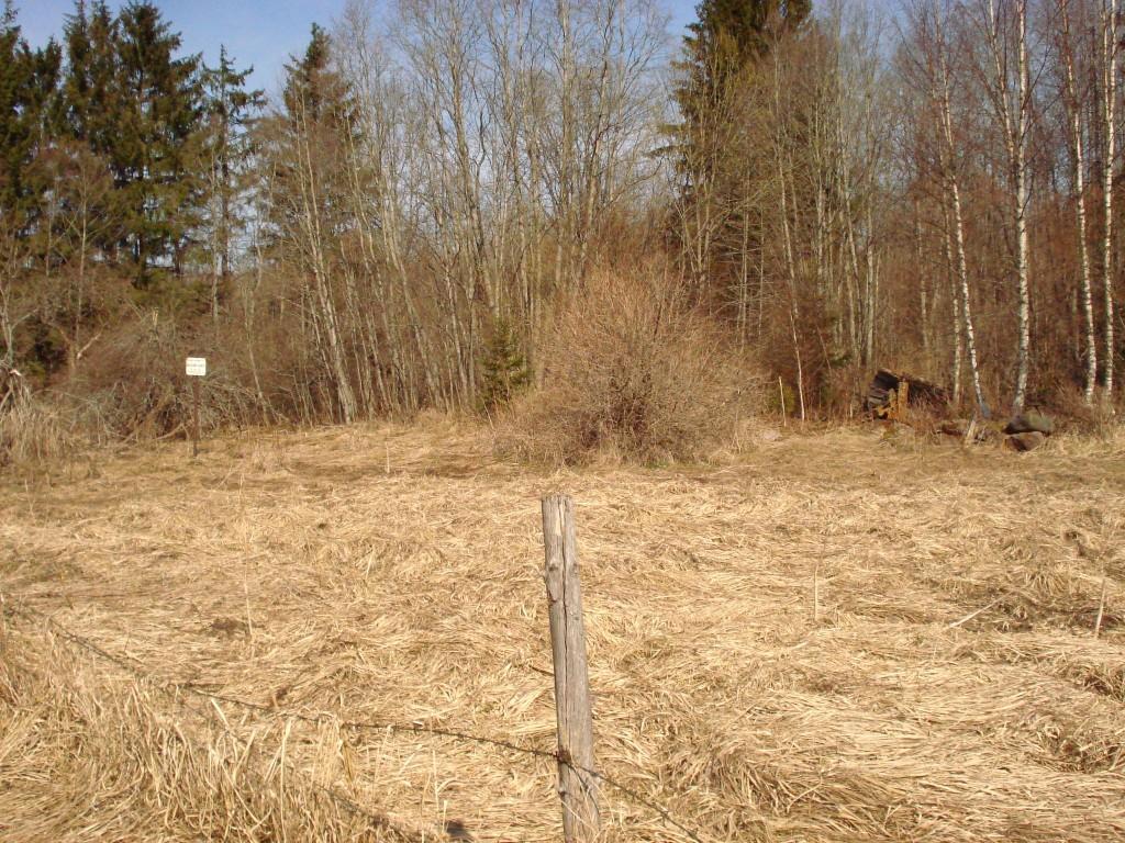 Vaade maa-alusele kalmistule. Foto: Karin Vimberg, 23.04.2009.