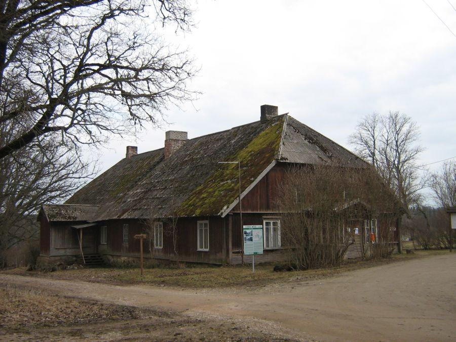 Loodi mõisa valitsejamaja Autor Anne Kivi  Kuupäev  14.04.2009