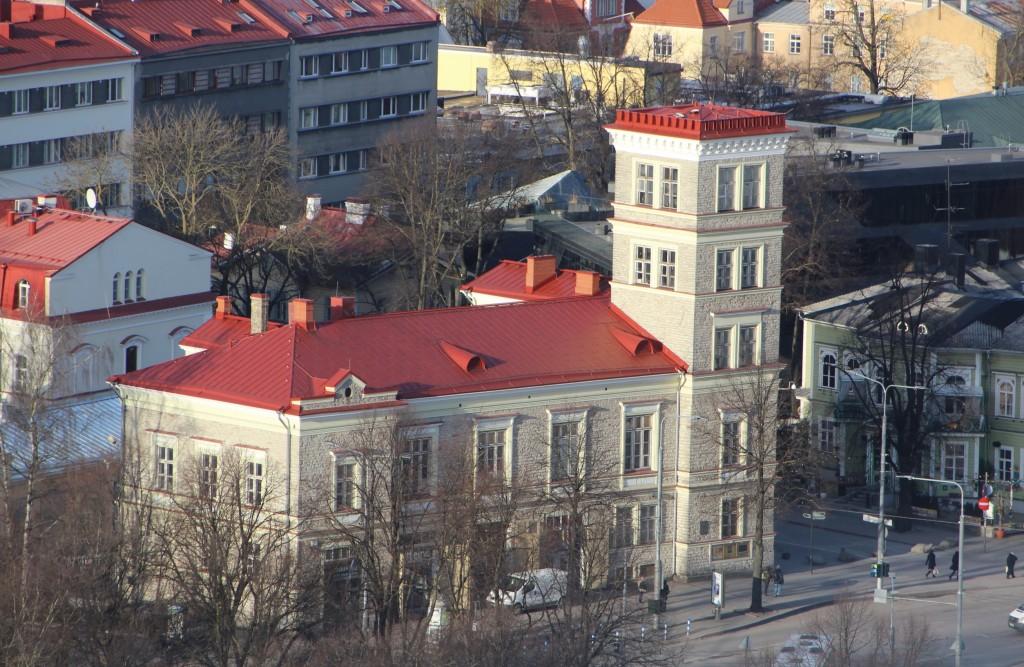 Pritsimaja. 25.01.2017. Foto: Timo Aava
