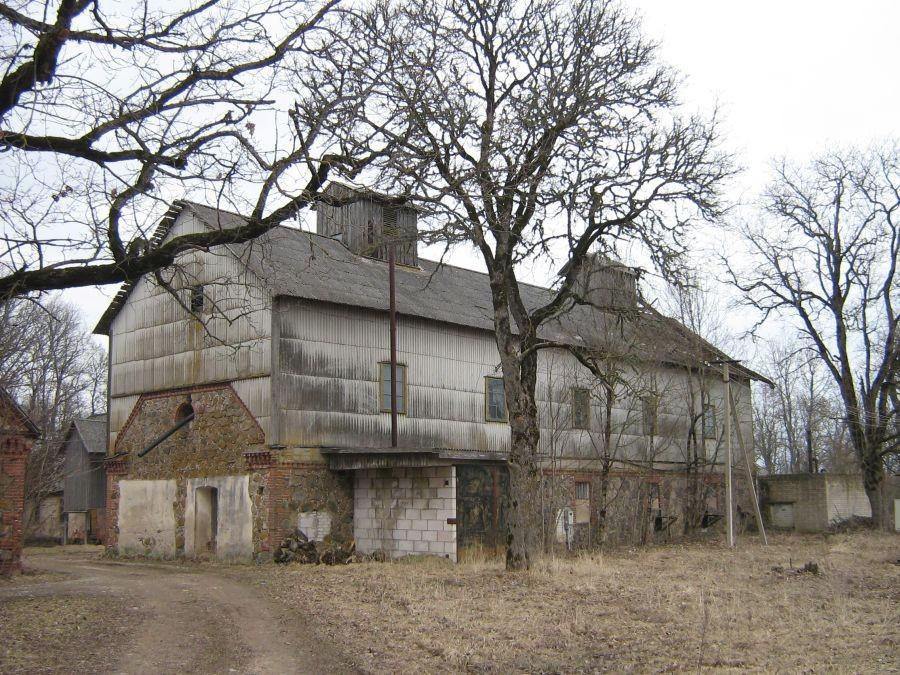 Loodi mõisa karjalaut Autor Anne Kivi  Kuupäev  14.04.2009