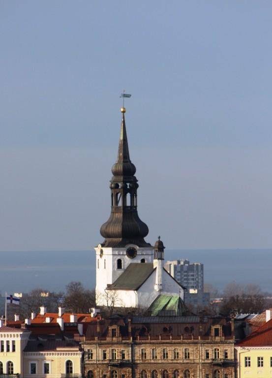Tallinna Toomkirik. 25.01.2017. Foto: Timo Aava