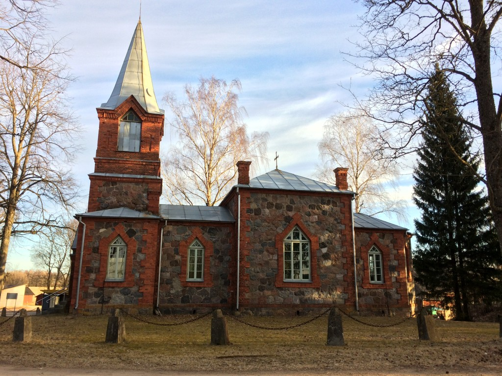 Kähri õigeusu kirik. Foto Dan Lukas 29.03.2017